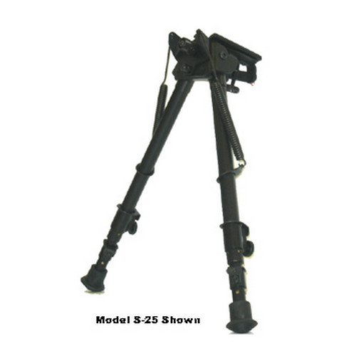 Harris BiPod Solid Base 6-9 inches by Harris Engineering