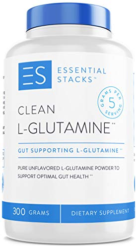 Essential Stacks Clean L-Glutamine Powder - Designed for sale  Delivered anywhere in USA