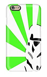 First-class Case Cover For Iphone 4s Dual Protection Cover Star Wars Stormtroopers(3D PC Soft Case)