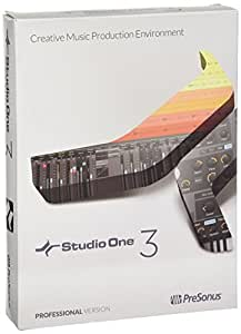 Studio One 3 Professional Creative Music Production Environment (License Code + Quick Start)