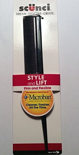 scunci-microban-style-and-lift-tail-comb-firm-flexible