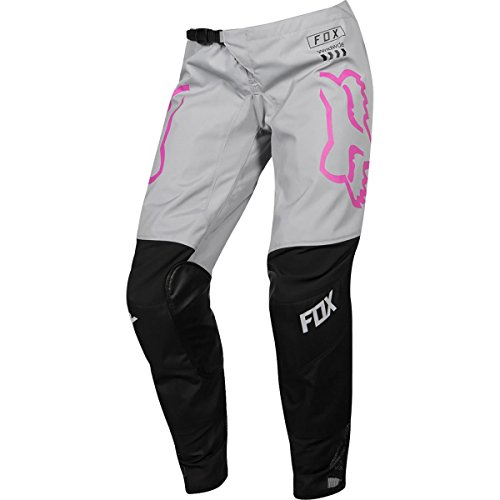 Fox Racing 180 Mata Youth Girls Off-Road Motorcycle Pants - Black/Pink / 26