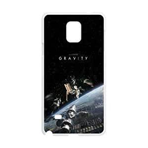 FLYBAI Gravity Sandra Bullock Phone Case For Samsung Galaxy note 4 [Pattern-6]