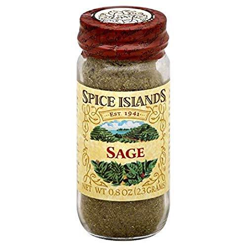 Spice Islands Rubbed Sage, 0.5 oz