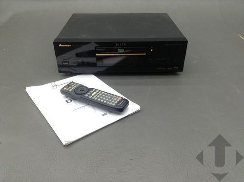 Pioneer Recorder Cd (Pioneer Elite DV-37 DVD/CD Player)