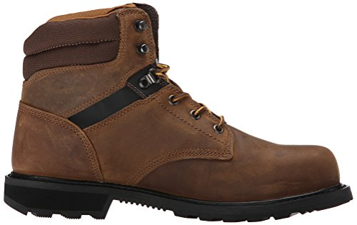 Carhartt Mens 6 Work Safety Toe Nwp Work Boot Crazy Horse Marrone Conciata Al Olio
