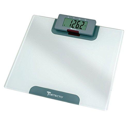 Detecto D401 Advantage Glass LCD Digital Wireless Remote 4 i