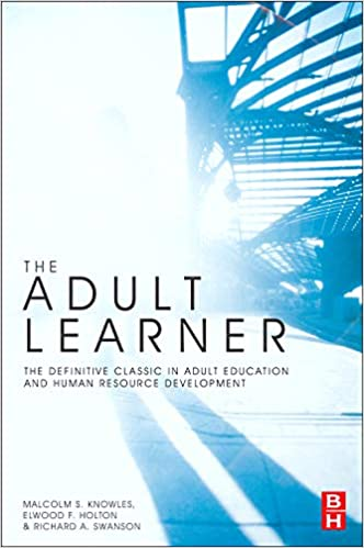Education of adult learner
