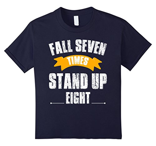fall 7 times stand up 8 - 5