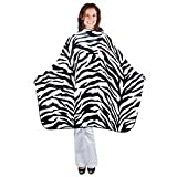 SALONCHIC Zebra Styling Cape CA-4059