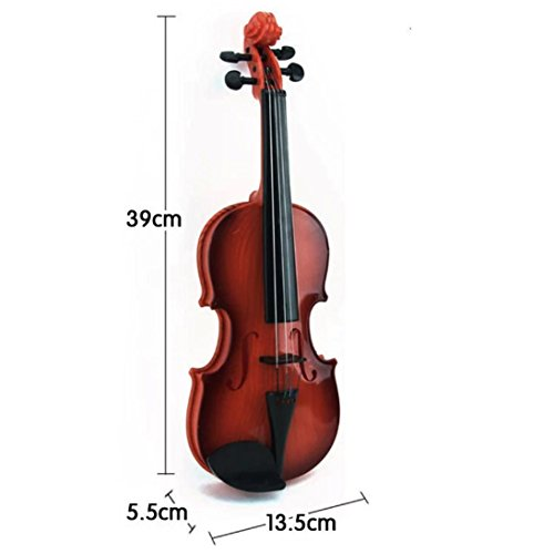 Toy, Hatop Child Music Violin Children's Musical Instrument Kids Birthday Gift by Hatop