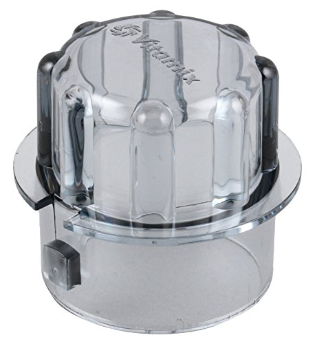 Vita-Mix 001159 Stainless Steel Container Lid Plug Only, -