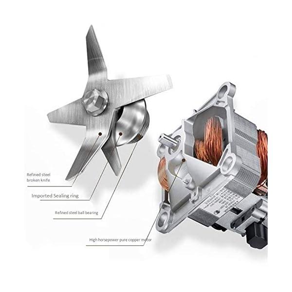 Mini frullatore elettrico ricaricabile portatile frullatore frullatore maker spremiagrumi spremiagrumi spremiagrumi… 5 spesavip
