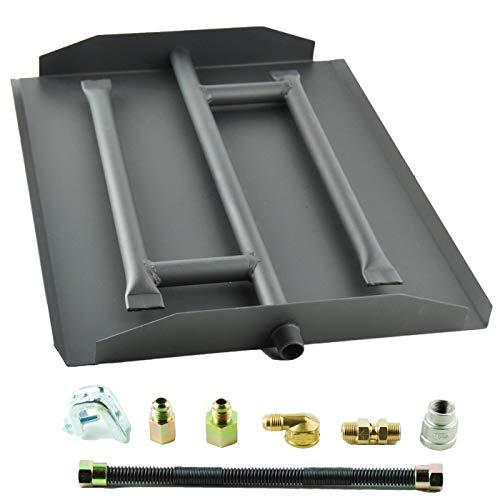 gas fireplace conversion kit - 3