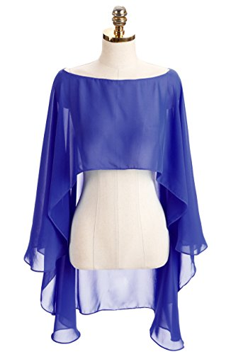 best accessories for a royal blue dress - 8