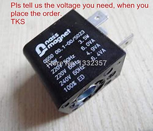 Fevas 2pcs NASS Solenoid Coil, NASS Magnet 0550 00.1-00/5023,NASS Brand