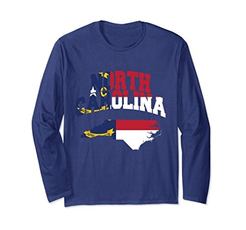 Unisex PREMIUM NORTH CAROLINA Tshirt Charlotte Home State Tee Medium - Carolina Premium
