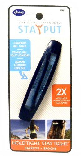 goody plastic hair clips - 8