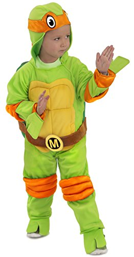 Teenage Mutant Ninja Turtles Michelangelo (Teenage Princess Costumes)