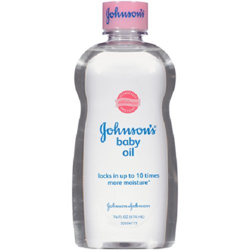 Johnson's Baby 100 ml Oil for Skin by Johnson's Baby Johnson and Johnson 8796200