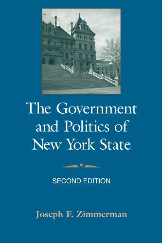 The Government and Politics of New York State: Second Edition