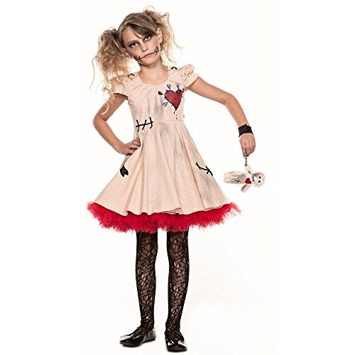 Voodoo Doll Child Costume - X-Large