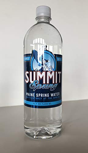 (Summit Spring Maine Spring Water, 33 Ounce (Pack of 12) )