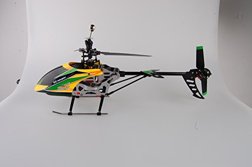 Studyset WLtoys Large V912 4CH Single Blade RC Remote Control Helicopter With Gyro RTF