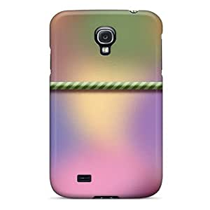 New Arrival Blur Stripe For Galaxy S4 Case Cover