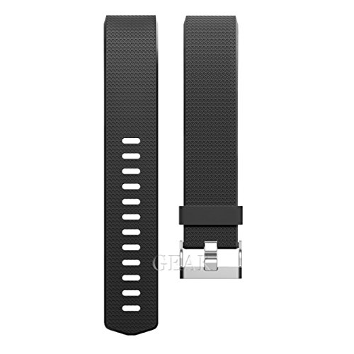 Replacement Bands for Fitbit Charge 2, Fitbit Charge2 Wristbands,Small and Large, 10 colors