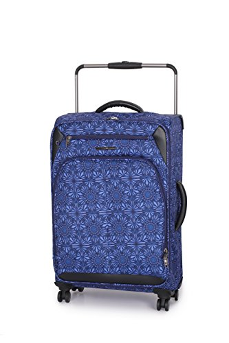 it luggage World's Lightest Premium 8 Wheel Spinner 28 Inch Upright, Tile Mosaic Print, One (Mosaic Spinner)