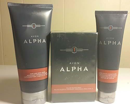 Avon Alpha 3pcs Set
