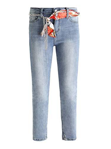 Denim amp;LIMONE GHIACCIO Femme Jeans GHIACCIO amp;LIMONE Jeans UtaqYw