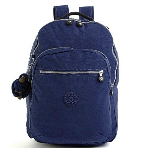 Kipling Large Backpack's Seoul, Ink Blue (Kipling Backpacks Cute)