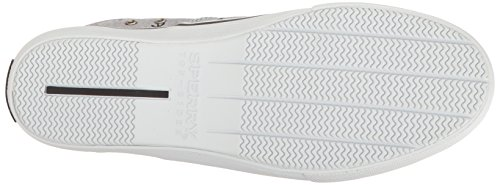 Sperry Top-sider Heren Striper Ll Cvo Fashion Sneaker Anker Zwart