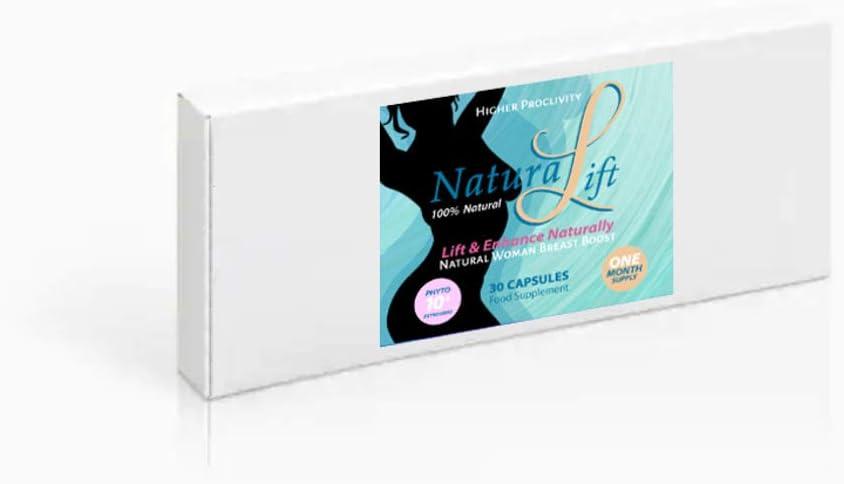 Natural Lift: píldoras para agrandar los senos, respalda tus niveles naturales de hormonas saludables. También es ideal para mujeres más jóvenes y mayores que buscan aumento de senos. 30 capsulas