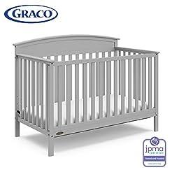 Graco Benton 4-in-1 Convertible Crib (Pe...