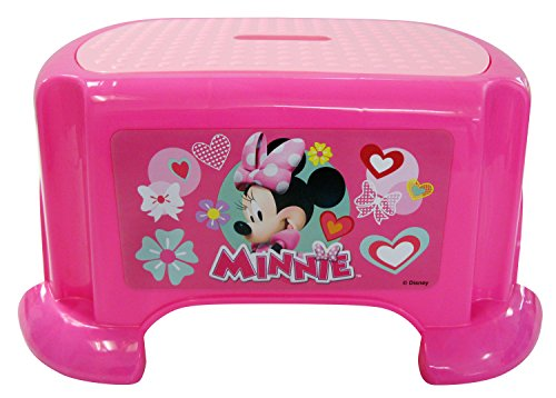 Minnie Mouse Happy Helper Step Stool by Minnie Mouse