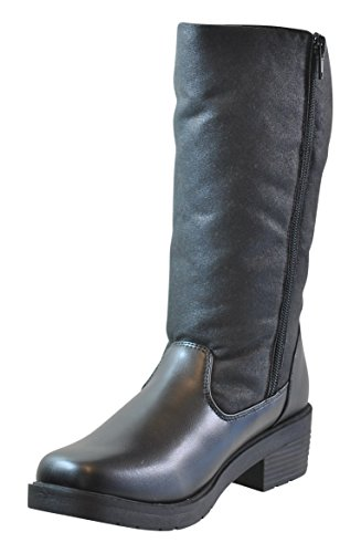 women insulated snow boots - 9