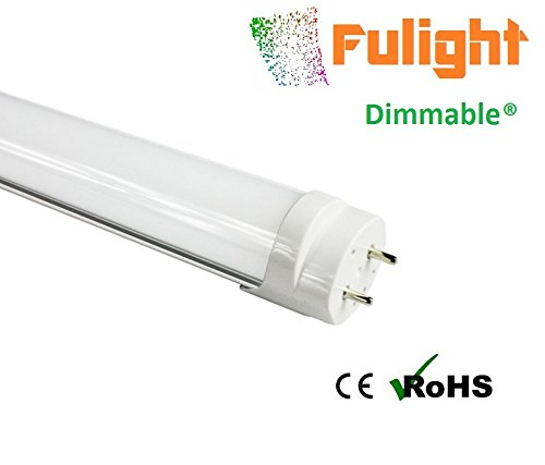 Fulight Dimmable ¤ T8 LED Tube Light - T8 4FT 48
