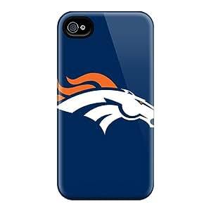 Iphone 6 Zwp6525cZst Customized High Resolution Denver Broncos Pattern Durable Hard Phone Case -WandaDicks