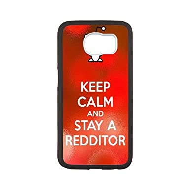 Reddit Samsung Galaxy S6 Cell Phone Case White Exquisite