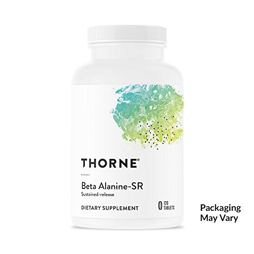 Thorne Research – Beta Alanine-SR with CarnoSyn – Sustained-Release Amino Acid for Muscle Endurance – NSF Certified for Sport – 120 Tablets For Sale