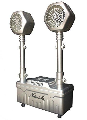 - Twin Air Negative Ion Generator / Ionizer