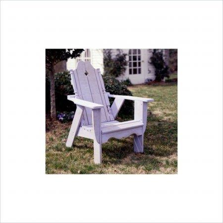 Uwharrie Chair N181 Nantucket Chaise Lounge - White (Chair Garden Uwharrie)