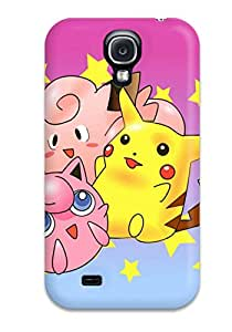 Cute Tpu Ann Thompson Pokemon Case Cover For Galaxy S4