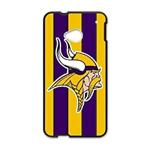 HTC One M7 Phone Cases NFL Minnesota Vikings Cell Phone Case TYE782071