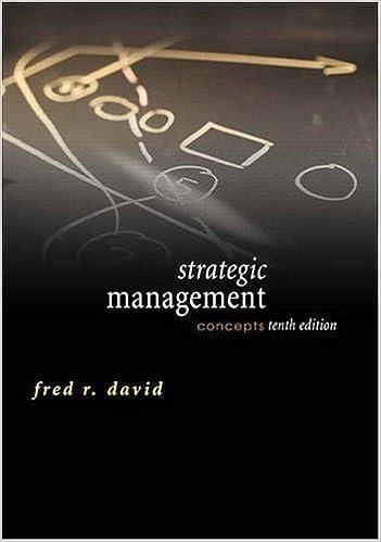 Strategic Management Fred David Pdf