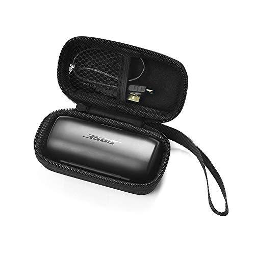 LuckyNV Portátil Protectora Caja Bolsa para Bose SoundSport Free, B&O Play beoplay E8, Samsung Gear IconX, AirPods, Sony...