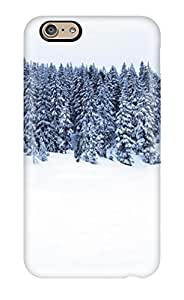 Iphone Case - Tpu Case Protective For Iphone 6- Snow S